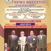 July Bulletin 2014