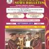 September Bulletin 2014