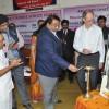 Sir Dr. Michael Marmot, Dr. Ketan Desai  (President Elect., World Medical Association)  at the Tribal Development Centre, Samvedana Trust, Virampur