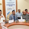 IMA National President Dr. Ravi Wankhedkar visiting at Surat
